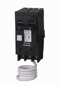 Siemens  Breaker QPP240 30Amp 2 Pole 240-Volt Ground Fault