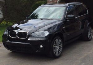 2011 BMW X5 35i SUV, M  Sport Package