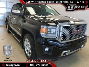 Used 2015 GMC Sierra 1500 Denali-Heated/Cooled Leather, Navigati