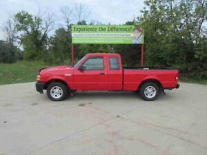 2011 Ford RANGER EXT CAB RWD