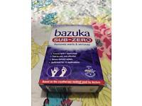 Bazuka Sub-Zero (brand new un-used)