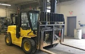 Hyster Used 7.5 Ton Forklift