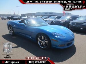 Used 2008 Chevrolet Corvette Convertible-6.2L V8, Heated Leather