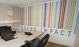 Serviced Office and Meeting Room Available- Price is per desk per month