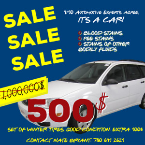 2007 Ford Focus ZXW - 500$