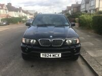 BMW X5 low MILAGE