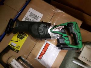 Hitachi CR18DL Cordless Recip Saw (tool only)