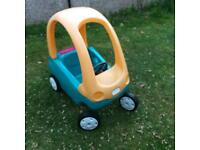 Little Tikes /Tykes Grand Cosy Coupe Car