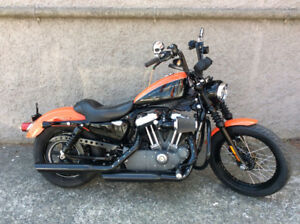 2009 Harley Davidson Nightster 1200cc Motorcycle @TuffCity