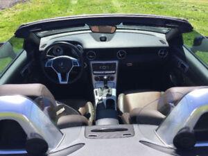 2012 Mercedes-Benz Roadster SLK  350  Cabriolet