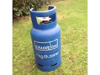 Calor gas bottle (empty)