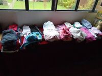 JOB LOT OF APPROX 90 ITEMS KIDS CLOTHING