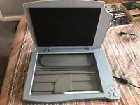 Packard Bell A4 scanner