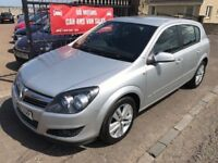 2008 VAUXHALL ASTRA SXI CDTI, MARCH 2018 MOT, NOT FOCUS MEGANE 308 S40 FABIA
