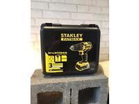 Stanley Fatmax Brushless Drill 18v