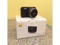 Nikon 1 - S1 Model (black) - £130 o.n.o