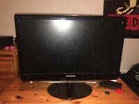 22 inch Samsung HD TV