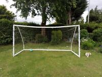 Large Samba Football Goal 12' x 6'
