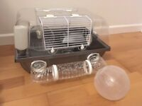 Dwarf Hamster Cage Good Condition £10