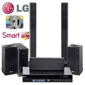 LG 850W Home Theatre System | 5.1 Channels | 3D Blu-Ray