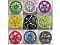 Wheel Refurbishment / Powder Coating / Wheel repairs / Welding