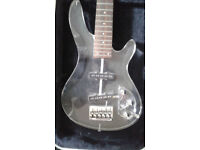 Bass Guitar (See-Through 5-String)