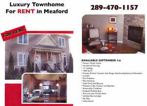 Townhouse for Rent Meaford