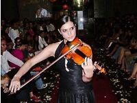 Wedding Violinist - Rachel Somerset