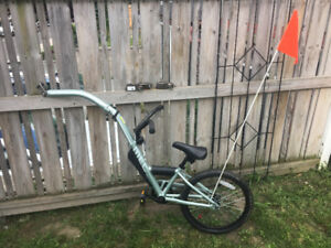 MEC Lift Trailer Bicycle with extra hitch