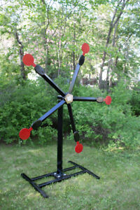 TEXAS STAR RE-ACTIVE TARGET