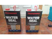 Two Thompsons Water Seal 5 Litre