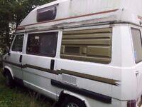 talbot express autosleeper camelot rambler breaking campervan parts