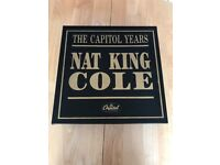 Nat King Cole The Capitol Years 20 record box set