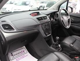 Vauxhall Mokka 1.7 CDTi 130 SE 5dr 2WD