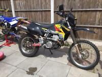 Drz400s 2001 model(needs Tlc)..... swap for mx??