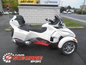 2012 can-am Spyder RT SE5 Limited -