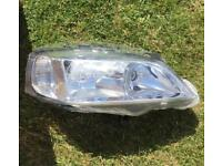 Vauxhall Astra headlight 98-2004 drivers side brand new MK IV
