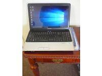 Compaq CQ61 widescreen laptop
