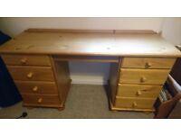 Pine Desk For Sale