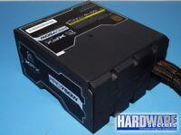 XFX PRO 750 W Power Supply Non modular, 62 Amps on rail :)