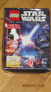 Star Wars The Empire Strikes Out/DVD/sealed