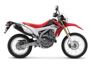 2016 Honda CRF250 Dual Purpose
