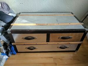 Silver Storage Chest/Drawers