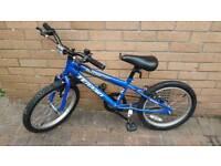 """Boys 16""""bike (age 5-7 years)"""