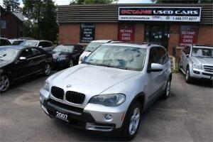2007 BMW X5 3.0si 7 Passenger Navigation Backup Camera!