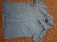 Boys Blue Ralph Lauren Polo Top