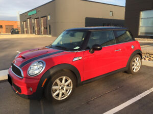 2011 MINI Mini Cooper S Hatchback