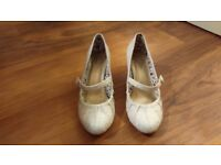 Ladies heels, size 40, brand new from Monsoon