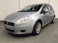 2007 FIAT GRANDE PUNTO 1.2 ACTIVE 5dr **FULL YEARS MOT**