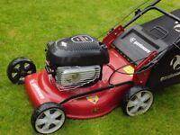 Petrol lawnmower - Gardencare - self propelled